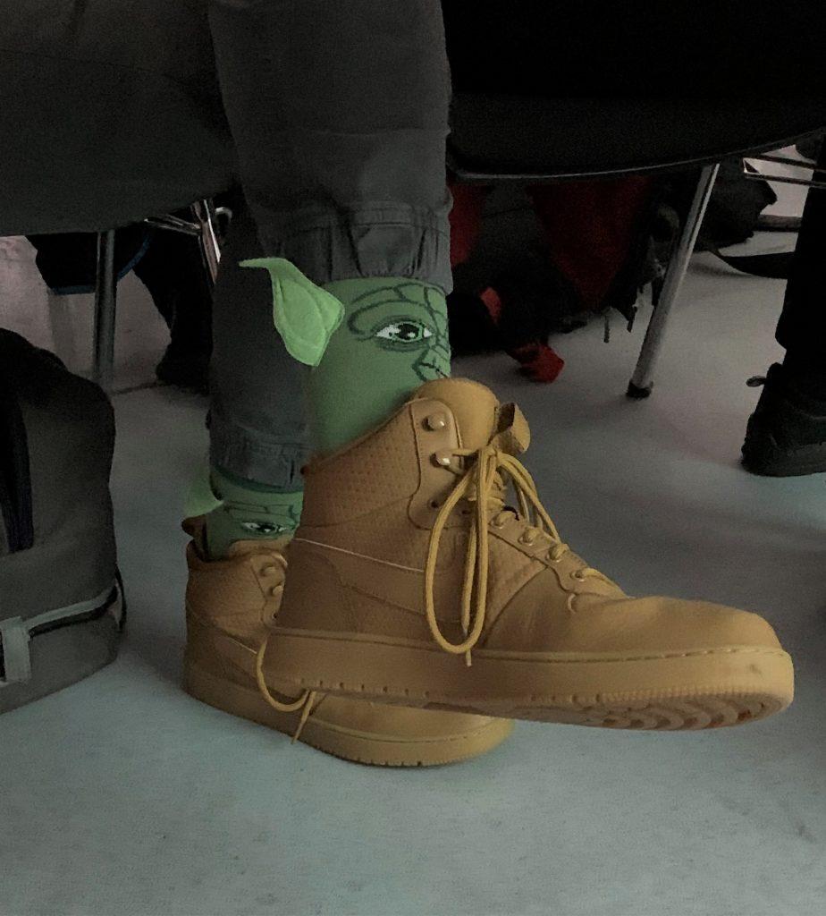 Yoda im Team Digital Operations