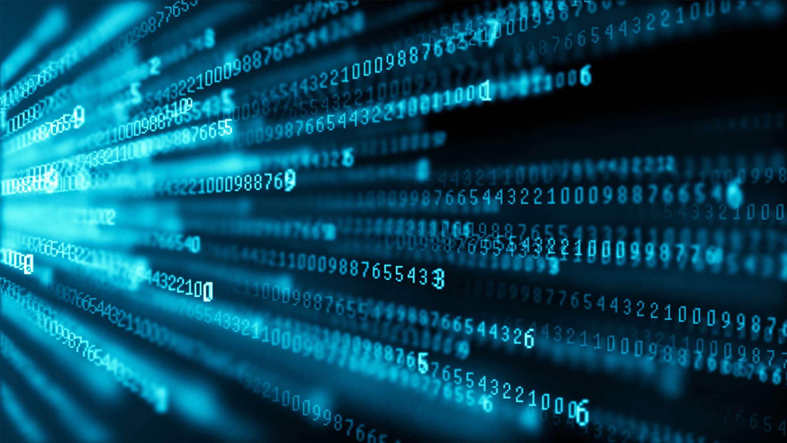 Headerbild Datenströme - ein wichtiges Thema für ISR