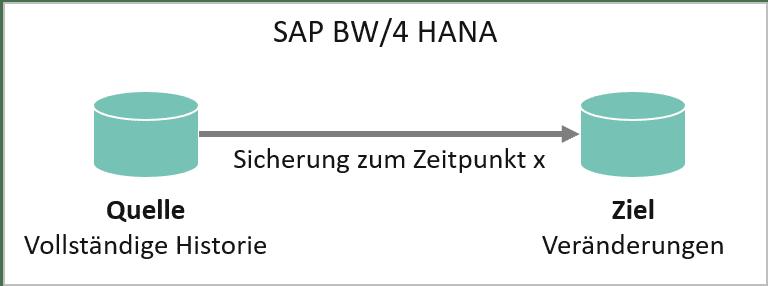 Snapshot BW/4HANA