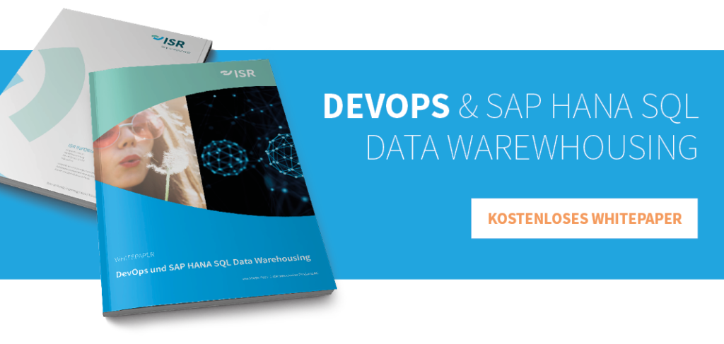 DevOps und SAP HANA SQL Data Warehousing Vorschau Whitepaper
